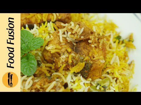 Fish Biryani Recipe By Food Fusion