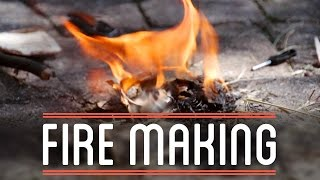 Making Fire | How To Make Everything: Tools (1/6) Mp3
