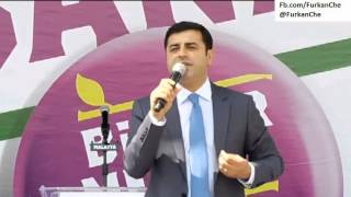 HDP- Malatya Mitingi Full Selahattin demirtas ! Secim 2015