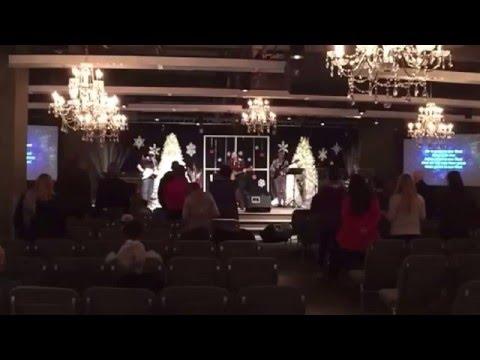 Imagine Church Christmas 2015, Worship