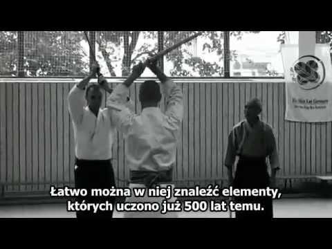 Suzuki Sensei o Jiki Shin Kage Ryu Kenjutsu.