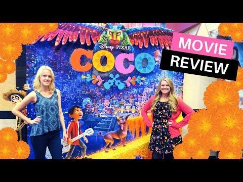Disney/Pixar's Coco Movie Review