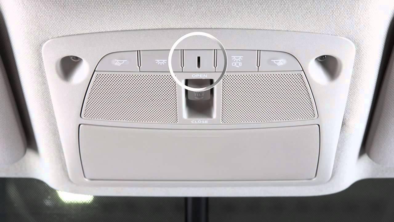 2017 Nissan Rogue Interior Light Fuse