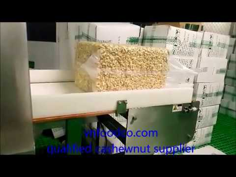 qualified cashew nut kernels exporter