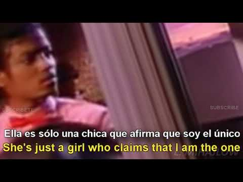 Michael Jackson - Billie Jean [Lyrics English - Español Subtitulado]