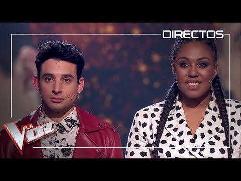 Linda is the first semifinalist of Fonsi's team | Live | The Voice Of Spain 2019