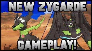 Download lagu ZYGARDE 10 AND ZYGARDE COMPLETE FORM GAMEPLAY IN POKEMON SUNMOON New Pokemon Sun and Moon News MP3