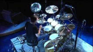 Gavin Harrison - The Chicken (drum solo) (Live on Letterman 08-23-2011) [HD 1080p]