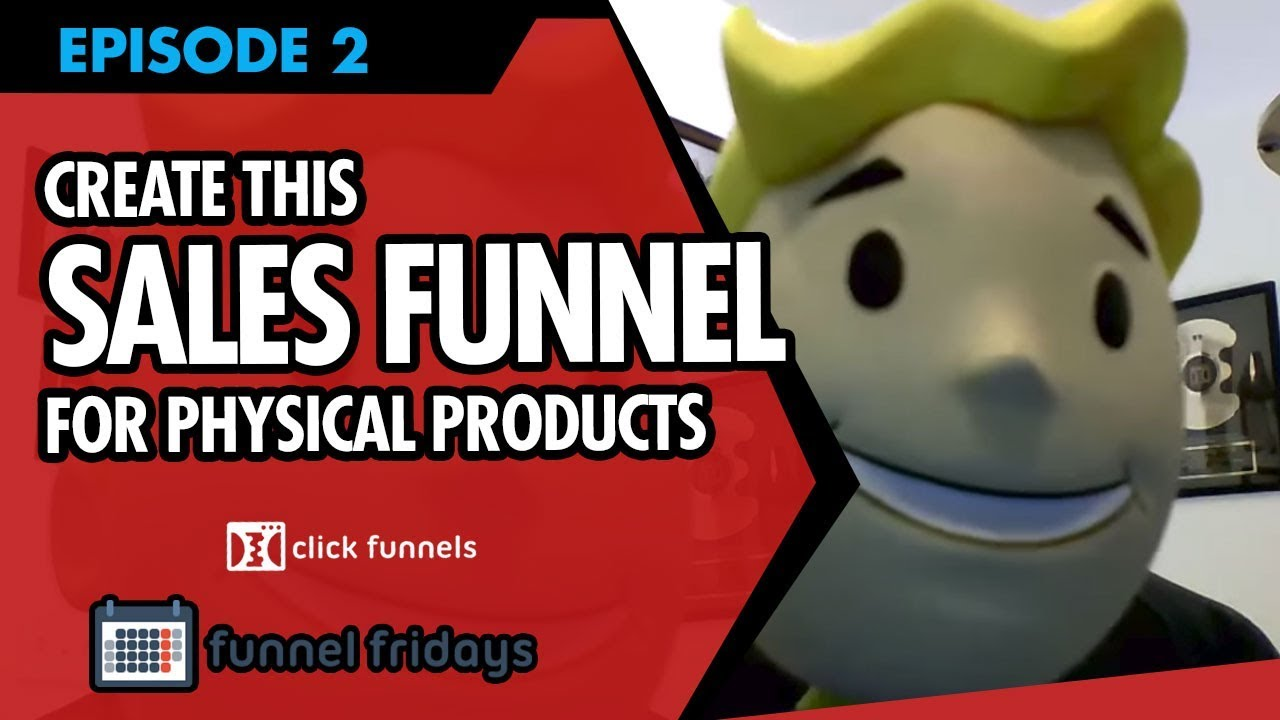 Create This Sales Funnel For Physical Products - Our Infused Water Bottle Sales Funnel Example