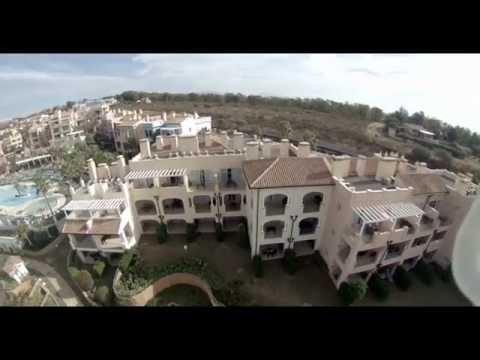 Überflug Des Hotels Pierre & Vacances Estepona