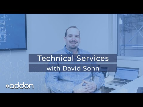 Inside AddOn: Q&A with David Sohn, Technical Services