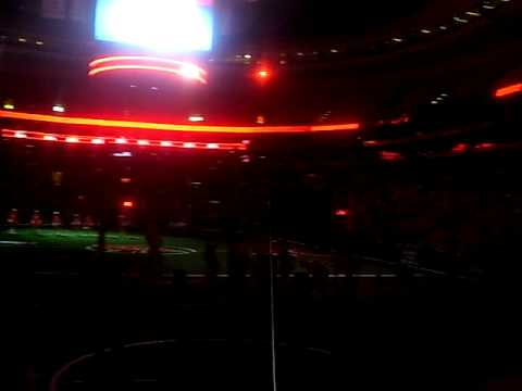 Boston Blazers Player Introduction