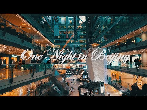 One Night in Beijing 4K - A Short by Joshua Kyan