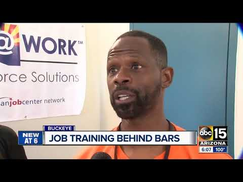 ABC 15: Lewis Prison Employment Center Helping Inmates Get A REAL Second Chance