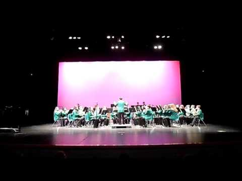 Carleton Middle School 8th Grade Concert Band - Venture Composed by Nathan Gonzales