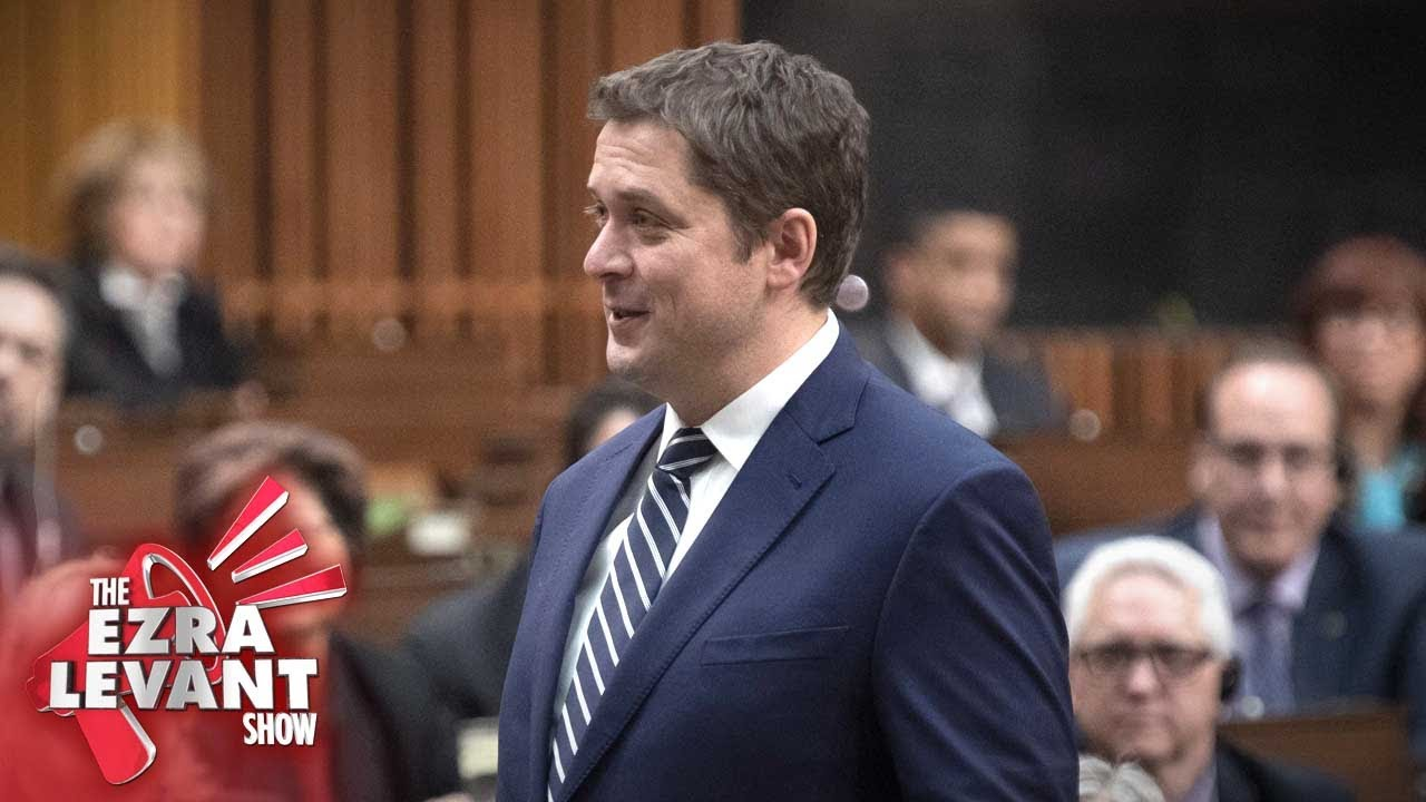 Manny Montenegrino breaks down the rise and fall of Andrew Scheer | Ezra Levant