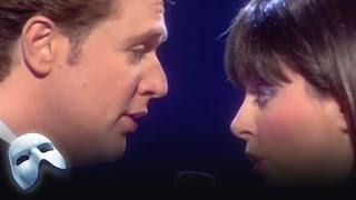 Michael Crawford and Sarah Brightman Perform