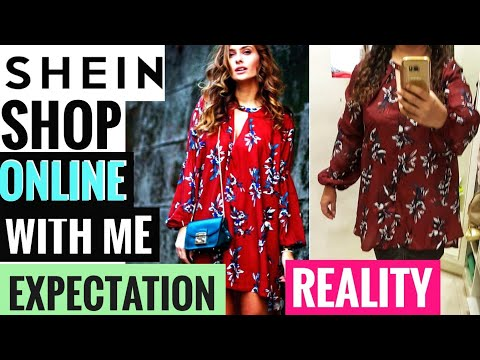 How To Shop On Shein | Shein Review + Try-on Haul India 2019 |Online Shopping