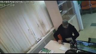 В Сыктывкаре неизвестный ограбил микрофинансовую организацию