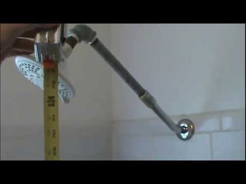 Showerhead Extension
