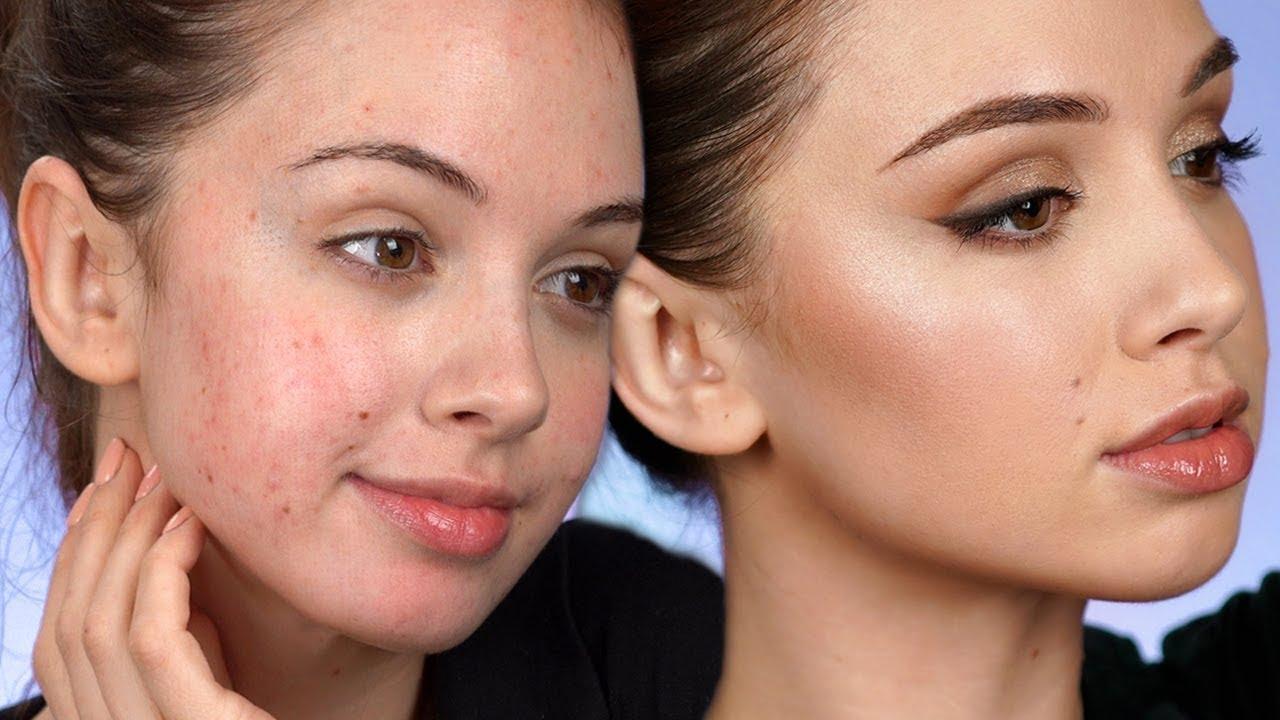 Easy Makeup Tutorial | GRWM + Skincare Update