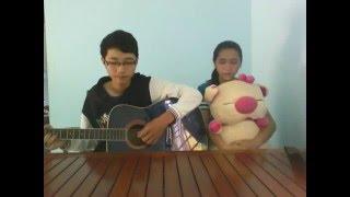 Chia tay tuổi học trò guitar hát
