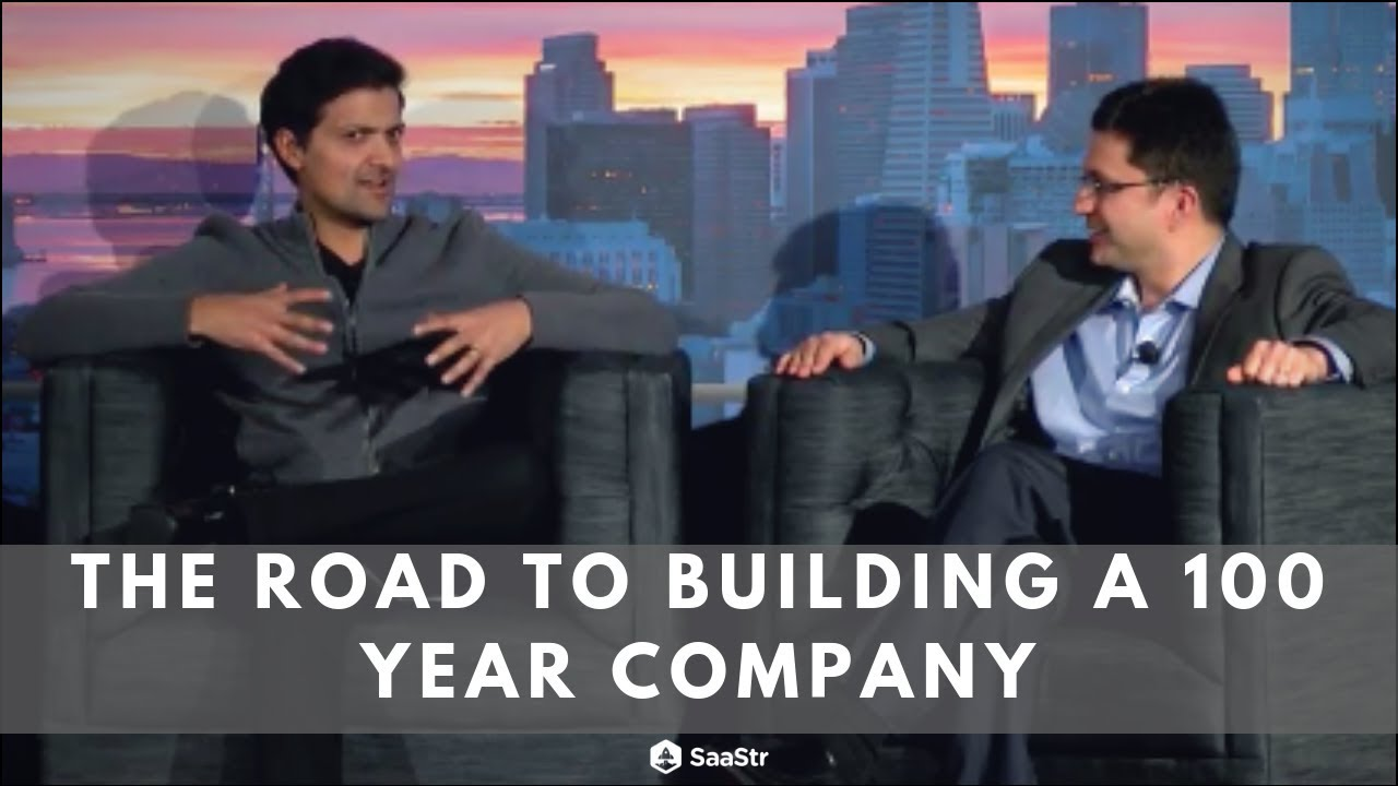 Download The Road to Building a 100 Year Company