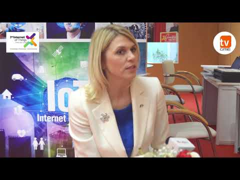 How to start company in Estonia | Urve Palo | Minister  | Estonia | e-Residency | IoT Expo 2018