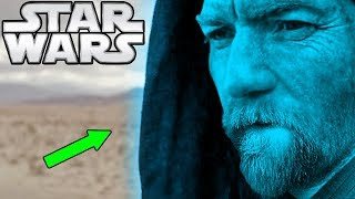 EVERYTHING Obi-Wan SAW as He Became a FORCE GHOST (CANON) - Star Wars Explained