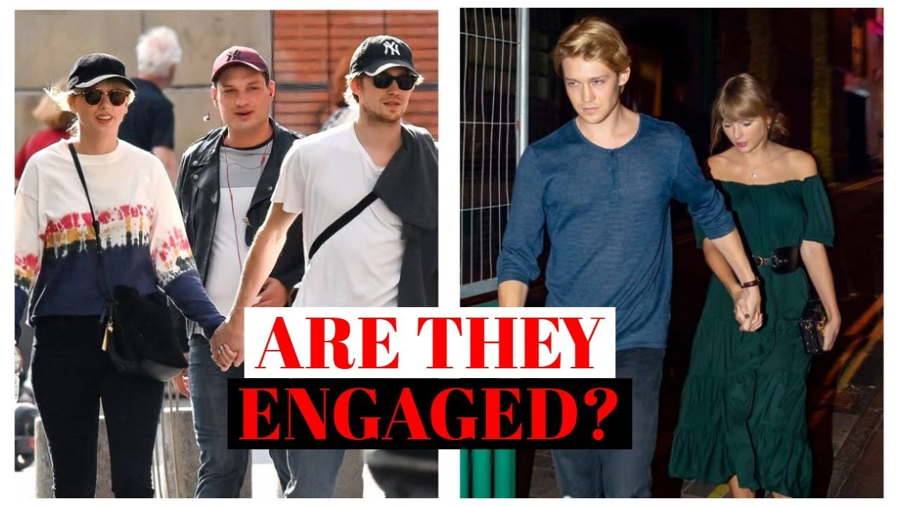 Taylor Swift Engaged To Joe Alwyn Why She S Sparking Wedding Rumors Youtube