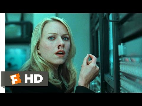 The Ring (3/8) Movie CLIP - Nose Bleed (2002) HD