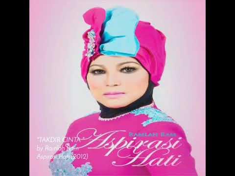 Free Download Ramlah Ram - Takdir Cinta (versi Solo) (2012) Mp3 dan Mp4