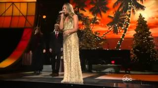 Colbie Caillat -- Christmas In The Sand (CMA Country Christmas 2012)