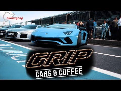 Mit 324 Km/h zum GRIP Cars & Coffee am Nürburgring mit Det Müller 20.05.2018