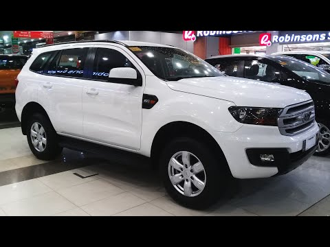 2019 Ford Everest 2.2 Ambiente 4x2 M/T: Full Walkaround Review