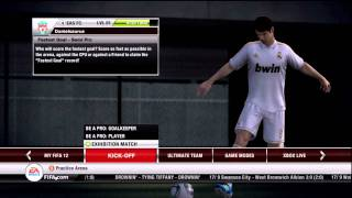 Fifa 12 Review - Full Game Impressions