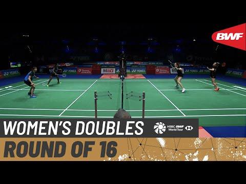 YONEX All England Open 2021 | Jour 2 : Hopton/Moore (ENG) vs Tan/Thinaah (MAS)