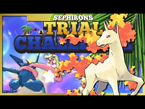 NEUE STRATEGIEN! Pokemon Trial Challenge - Kampf 42 VS Luks