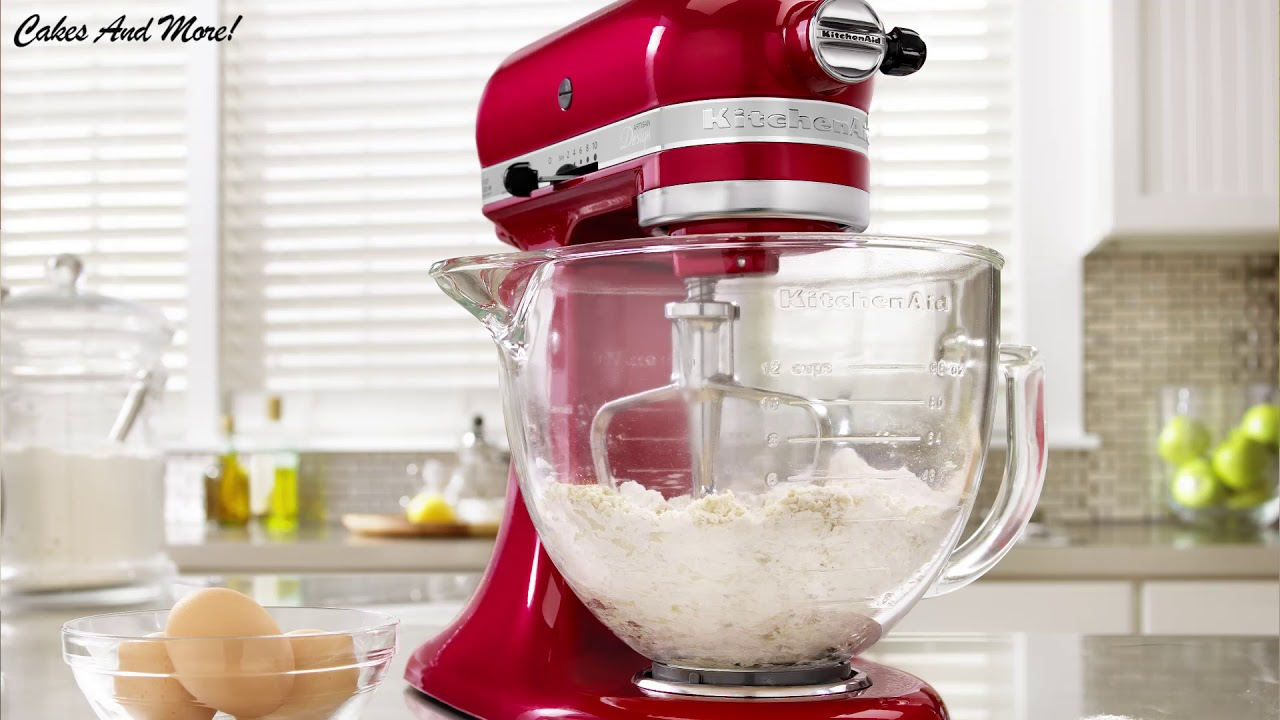 Know more about KitchenAid\'s Tilt-Head Stand Mixer