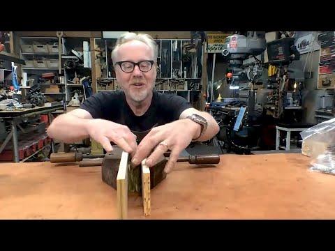 Adam Savage's Live Builds: Weathering Prop Money!