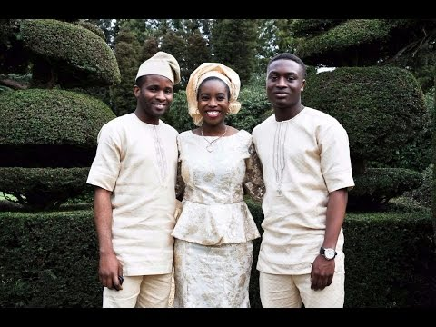 Vlog: A Nigerian Wedding at Pinewood Studios, UK