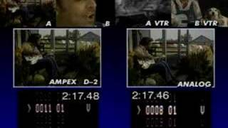 Videotape Auto-Assemble demo