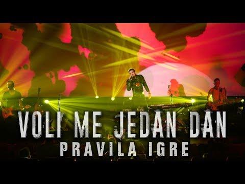 Pravila Igre - Voli me jedan dan (OFFICIAL VIDEO)