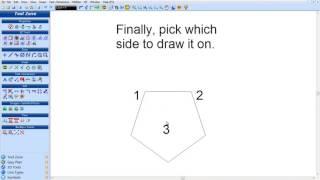 drawing polygons