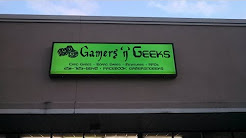 Welcome to Gamers N Geeks