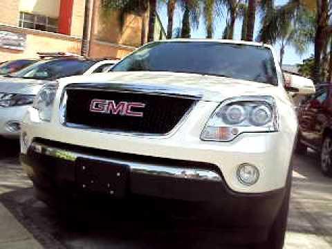 Camioneta 2008 GMC Acadia AWD