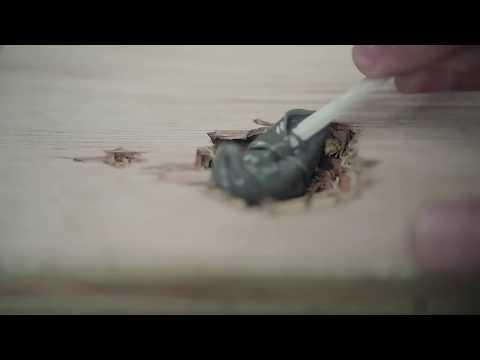 """...POXIPOL® to naprawi - DIY """"Naprawa wyrwanego zawiasu"""""""