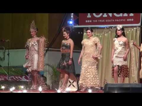 Miss Heilala Pageant 2015  Island Creation Competition