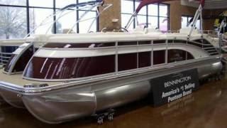 New 2016 Bennington 2575 QCW I/O Pontoon Boat For Sale in Lake Norman, near Charlotte, NC