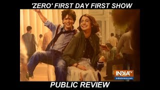 Zero Movie Public Review: Check out audience reaction after first day first show